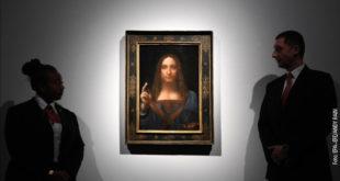 Слика Леонарда да Винчија продата за рекордних 380 милиона евра