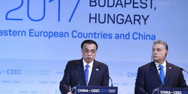 """Financial Times: """"Кинески самит"""" у Будимпешти изазива неповерење у Западној Европи 1"""