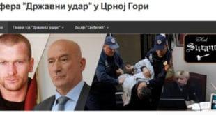 """Афера """"државни удар"""" у Црној Гори: Сви подаци на сајту Drzavniudar.me 6"""