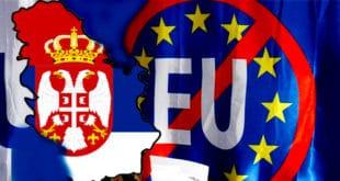 """Србија добила """"замену"""" за чланство у ЕУ - поцепане шиптарске гаће из Брисела"""