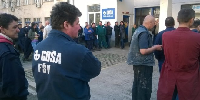 """Мутава и влада пустили """"Гошу"""" и раднике низ воду 1"""