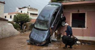 Грчку задесила велика катастрофа: Ово је библијска несрећа, све је нестало (видео)