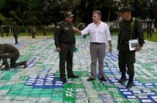 Колумбијска полиција запленила 12 тона кокаина (видео) 6