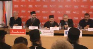 ЕРП у егзилу, Срби на окуп и НП Отаџбина – Конференција за новинаре поводом започетог тзв. унутрашњег дијалога (видео) 8