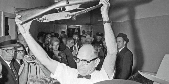 САД: Објављено још 10.744 докумената о убиству Кенедија 1
