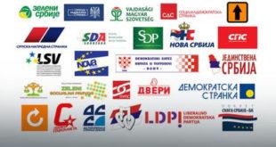 Србија: Политичка мафија обавља припреме за стварање двопартијског система