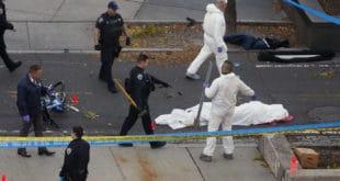 Исламска држава извела напад у срцу Њујорка, осам мртвих и десетине повређених 9