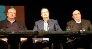 Коалиција: Дачић, Палма и Шешељ заједно у Мионици 12