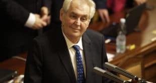 Чешки председник Земан: ЕУ је кукавица