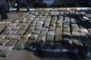 Полиција запленила 80 кг марихуане код Владичиног Хана 4