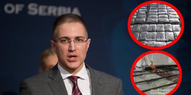 У протеклих пет дана Србијом ти је прошло 630 кг дроге а ти бринеш о Ђиласу?!