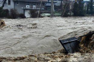 Узбуна због поплава на југу Србије — проглашена ванредна ситуација