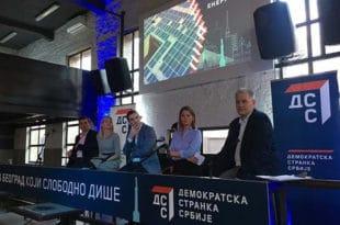 Јовановић: Тражимо подједнаке изборне услове и закон о пореклу имовине стечене након 1990.