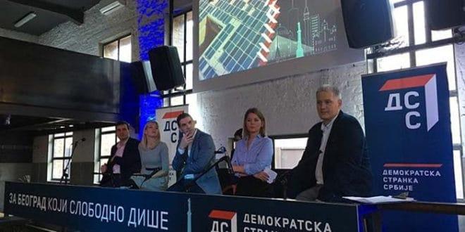 Јовановић: Тражимо подједнаке изборне услове и закон о пореклу имовине стечене након 1990. 1