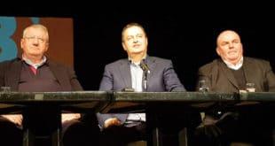 Шешељ, Дачић и Палма у коалицији и на београдским изборима 9