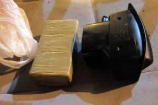 На граничном прелазу Шид заплењено 1,4 килограма хероина 3