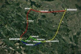 Додик: Усвојена декларацији о траси пута Београд-Сарајево противна интересима РС и одговара само Бошњацима
