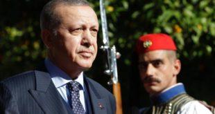 СКАНДАЛ! Ердоган у сред Атине тражи ревизују граница са Грчком (видео)