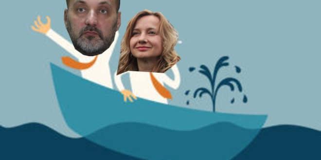 """Да ли """"тоне брод"""" Саше Јанковића: Још двоје функционера изашло из ПСГ 1"""