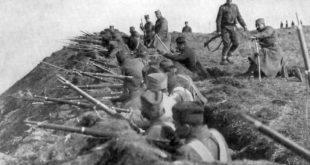 Oслобађањем Београда у Првом светском рату, завршена Колубарска битка 9