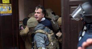 Порошенков режим у Кијеву ухапсио Михаила Сакашвилија