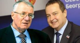 Шешељ звао Дачића ради договора о заједничком изласку СРС и СПС на београдске изборе 8