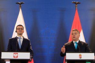 Виктор Орбан и Матеуш Моравјецки: У ЕУ јача антиимигрантски став