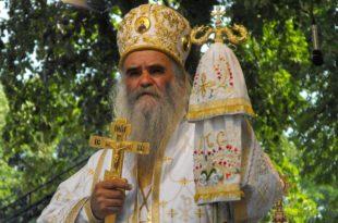 Митрополит Амфилохије: Злочинцима подижу споменике, а разапињу Цркву и родољубе 7