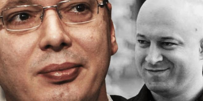 ВУЧИЋ КАО ПРОМОТЕР НОВЕ КЛАСЕ МАФИЈАША: Звонко Веселиновић и остали! 1