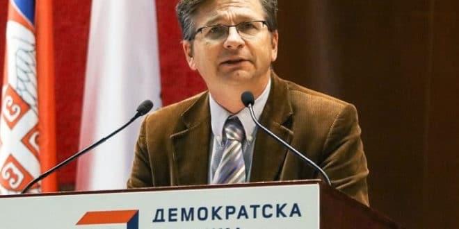 Ковић: Напади на Амфилохија су срамотни покушај да се застраше Српска црква и српска јавност