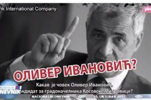 Погледајте како су СНС и Пинк сатанизовали Оливера Ивановића (видео)