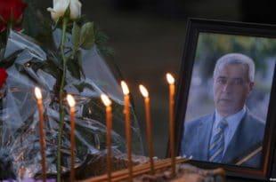 Парастосом у Алеји великана данас се обележава шест месеци од убиства Оливера Ивановића 4