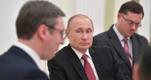 Руски државни медији: Москва губи поверење у Вучића