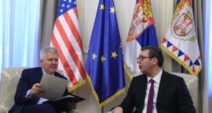 ОТВОРЕНО ПИСМО АМБАСАДОРУ САД – Да ли ћутите о криминалу породице Вучић, због обећања да ће признати независност Косова? 3