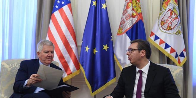 ОТВОРЕНО ПИСМО АМБАСАДОРУ САД – Да ли ћутите о криминалу породице Вучић, због обећања да ће признати независност Косова?