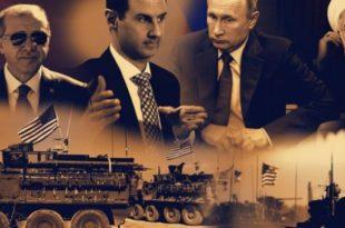 Велика игра Русије и америчке дубоке државе – од Балкана до Блиског истока