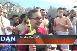 Пливање за часни крст у Прибоју и Пријепољу (видео)