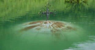На брани Ровни повише Ваљева испуштају воду после земљотреса у Црној Гори 4