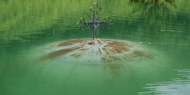 На брани Ровни повише Ваљева испуштају воду после земљотреса у Црној Гори 1