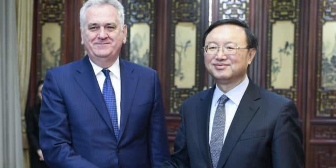 Николић: Кина и пријатељ и инвеститор