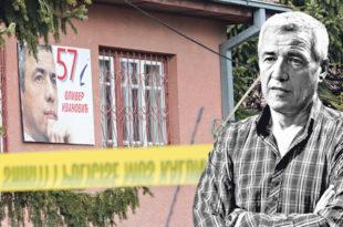 Пет месеци од убиства Ивановића: И Вучић и касапин Тачи обећавали, али...