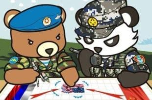Кина позвала Русију на заједнички отпор Американцима 9