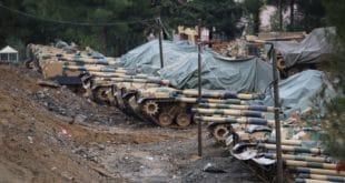 Почиње турско-курдски рат на северу Сирије – турска артиљерија туче Африн