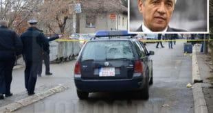 Убијен Оливер Ивановић са пет хитаца, пуцано из аутомобила у покрету