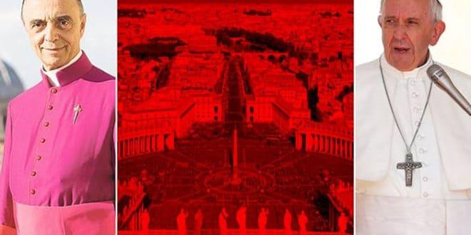 СОТОНА ВЛАДА ПАПОМ ФРАЊОМ – Тајна секта преузима Ватикан