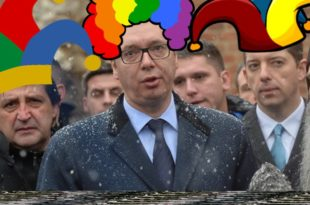 Уместо одговора ко је и зашто убио Оливера Ивановића, путујући циркус Александра Вучића на КиМ