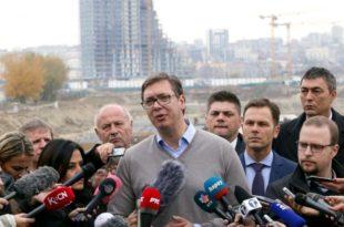 ВЕЛЕИЗДАЈНИЧЕ, где је извештај о Београду на води?!