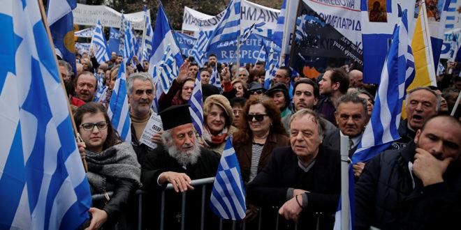 """Грци на ногама: Микис Теодоракис — Не дамо име """"Македонија"""" 1"""