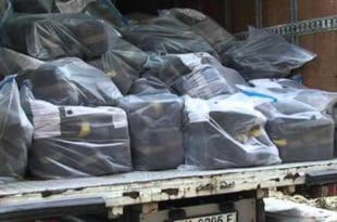 Атина: Грчка полиција запленила 470 кг шиптарске дроге 10