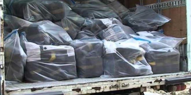 Атина: Грчка полиција запленила 470 кг шиптарске дроге 1